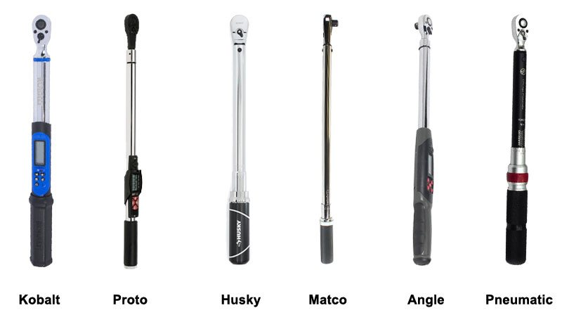 Torque Wrenches Brands