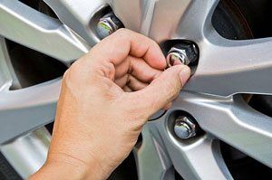 How to Remove Broken Lug Nut