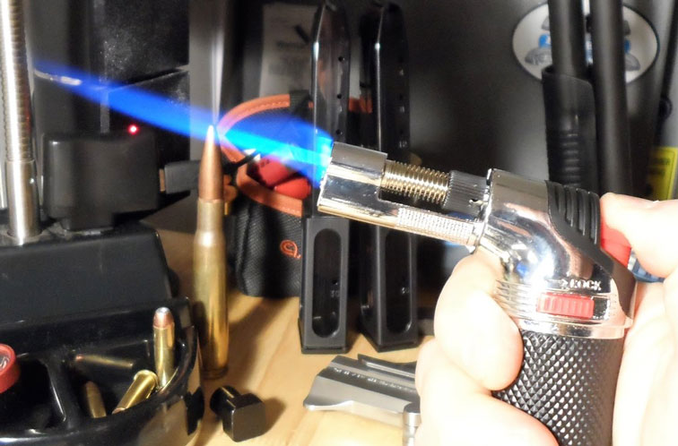 How Hot Is A Butane Torch?
